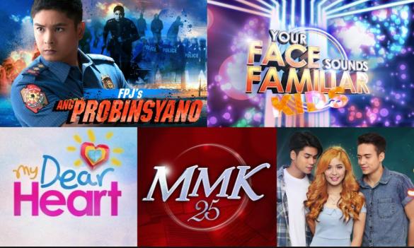 Types of Pinoy Tambayan TV Series
