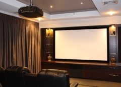 "Installing a ""Home Theatre"" in Your Home"